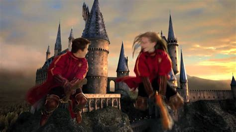 The Wizarding World of Harry Potter Super Bowl commercial