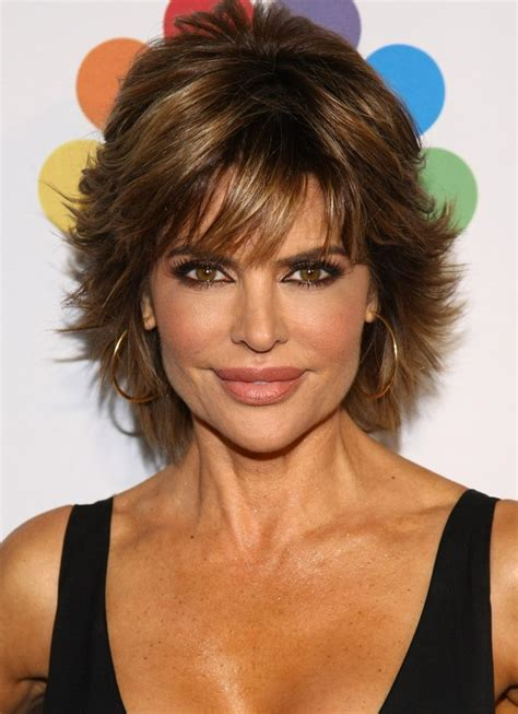 Sexy Layered Razor Cut for Women Over 50 - Hairstyles Weekly