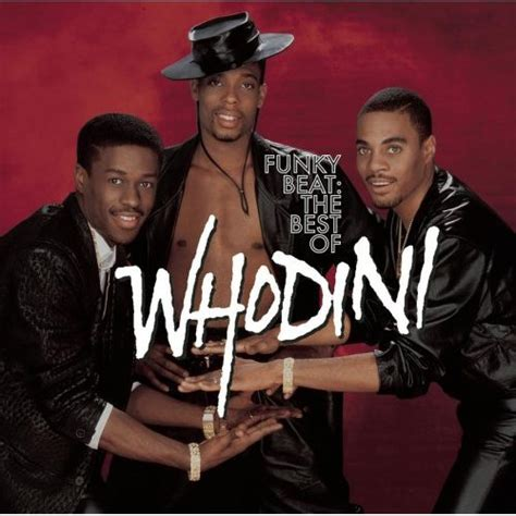 MIKE'S DAILY JUKEBOX: Old School Rap Dance Party: Whodini