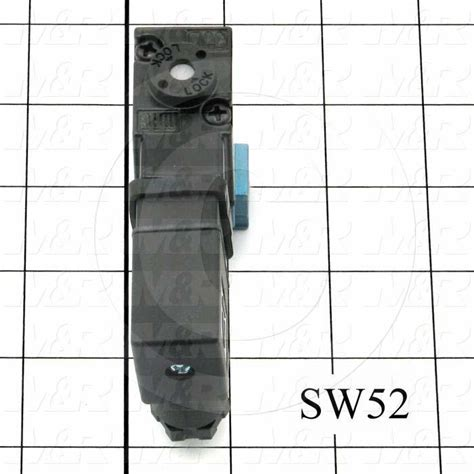 SW52 :: Valves, Electro Mechanical Type, 2 Position / 3