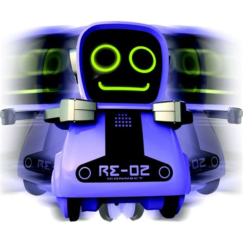 Pokibot, the Silverlit robot: interact with the Maze Breaker