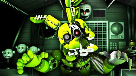 SFM FNAF SISTER LOCATION PRIMARY CONTROL MODUAL FUNTIME