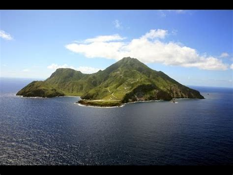 Saba, Dutch West Indies - The Unspoiled Queen of the