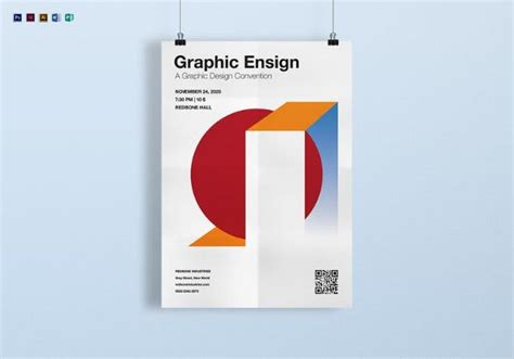 14+ A4 Poster Templates - PSD, EPS, AI, InDesign | Free