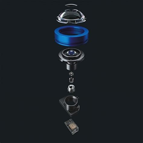 Dyson's First Robot Vacuum Cleaner Has 360-Degree Vision