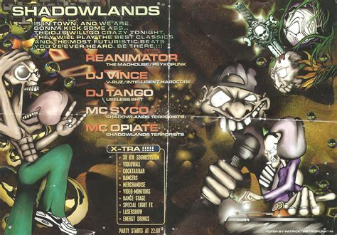 Shadowlands · The Invasion of spain - Tickets, line-up & info