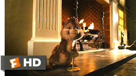 Alvin and the Chipmunks (2007) - Bow Chicka Wow Wow Scene