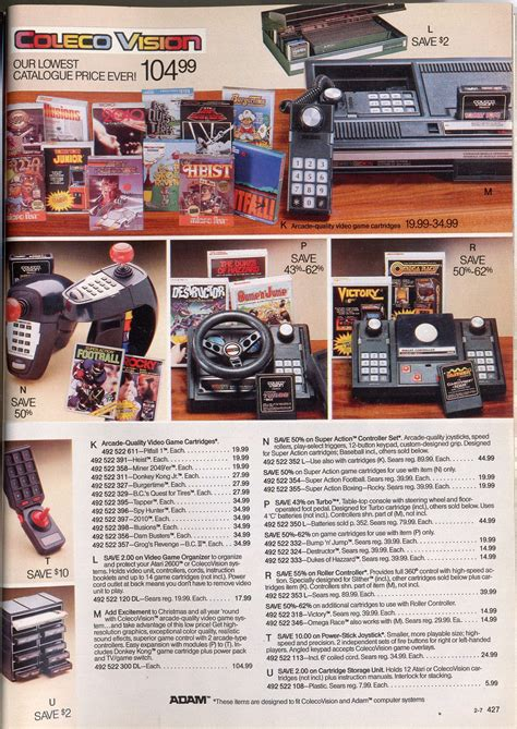Blast from the Past-Sears Canada Wishbook scan