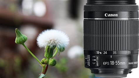 Canon EF-S 18-55mm f/3