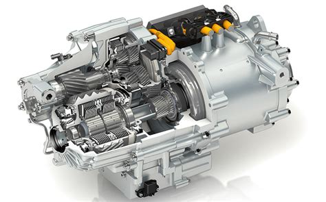 Seamless-Shift Two-Speed Transmission With Torque