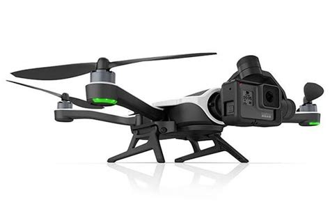 GoPro Karma Flying Drone Supports HERO5, HERO5 Session and