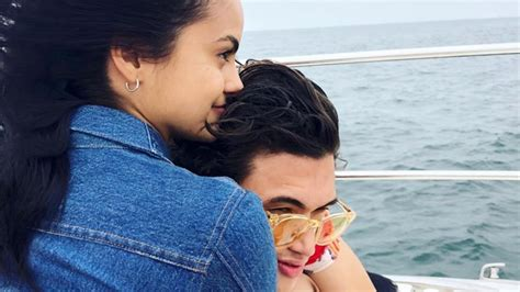 Why Camila Mendes and Charles Melton are on a break