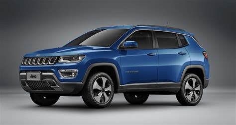 2017 Jeep Compass India Launch in Mid 2017, Jeep C-SUV for