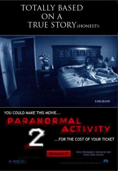 Paranormal Activity 2 (2010) (In Hindi) Full Movie Watch