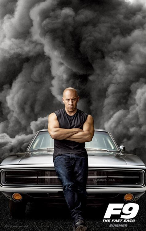 Fast & Furious 9 Movie Poster (#8 of 8) - IMP Awards