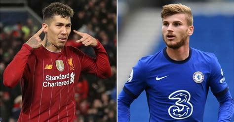 Timo Werner and Roberto Firmino's stats compared after