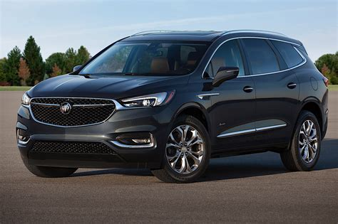 LFY V6 Will Debut In 2018 Buick Enclave, 2018 Chevrolet