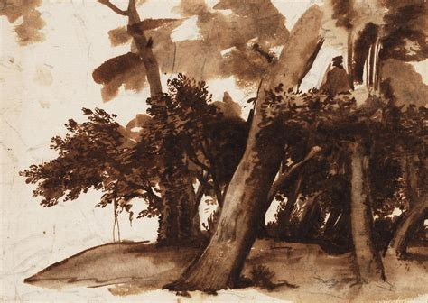 Claude Lorrain / Wooded View