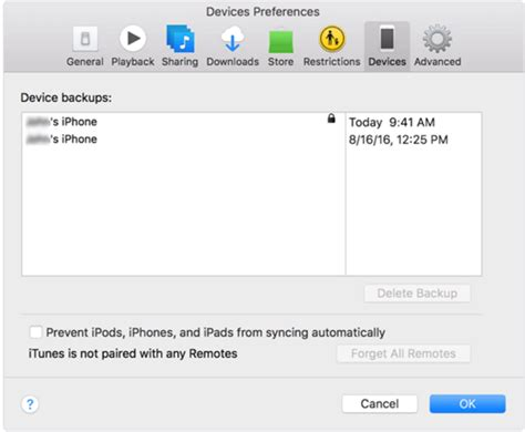 Where Are iTunes Backups Stored on Windows and Mac