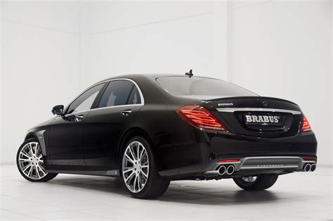 Brabus' 730-hp 2014 Mercedes S-Class is for those who can
