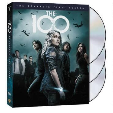 The 100: The Complete First Season (DVD) | The 100 season