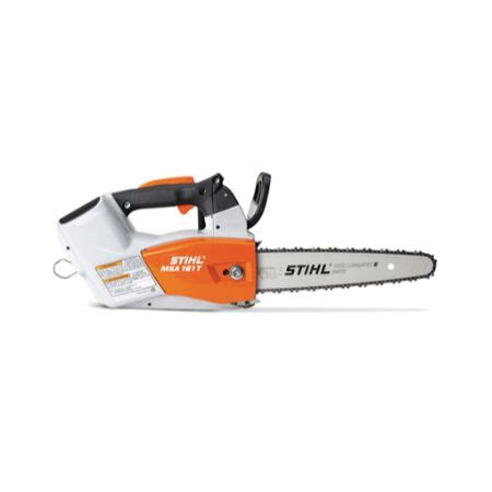"""MSA 161 T 12"""" Stihl Battery Powered Chainsaw   All Dade"""