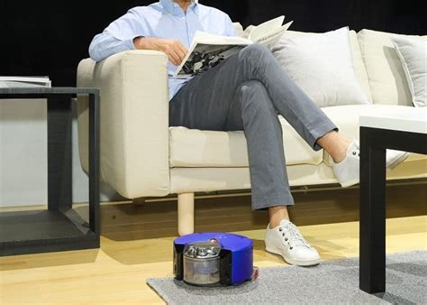 New Dyson 360 Heurist Robot Vacuum Cleaner Unveiled