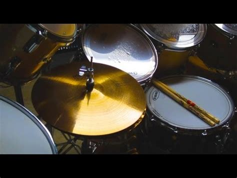 """Gino Vannelli - """"I Believe"""" Drum Cover by Alan Badia from"""