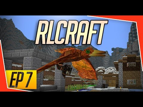 Between a Roc and a Hard Place - RLcraft 02 - YouTube