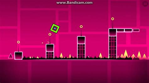 [dutch] Geometry Dash Gameplay (Android) - Level 2 (Back