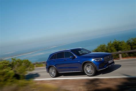 2020 Mercedes-AMG GLC 43 Comes with More Power and New