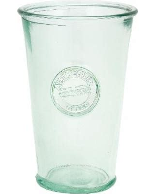 Amazing New Deals on Set of 4 Authentic Recycled Clear