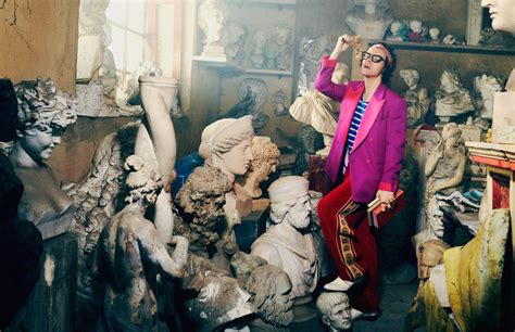 Harry Styles Returns to Gucci For Pre-Fall 2019 By Harmony