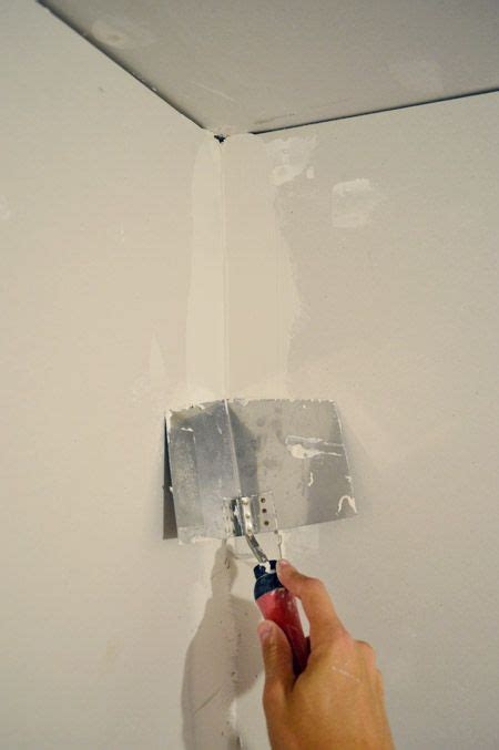 How To Tape, Mud, And Sand Drywall | Drywall mud, Hanging
