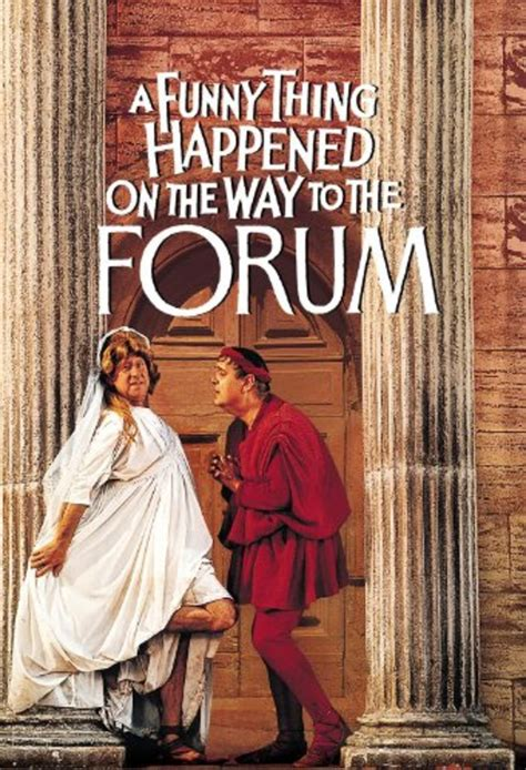 Watch A Funny Thing Happened on the Way to the Forum on