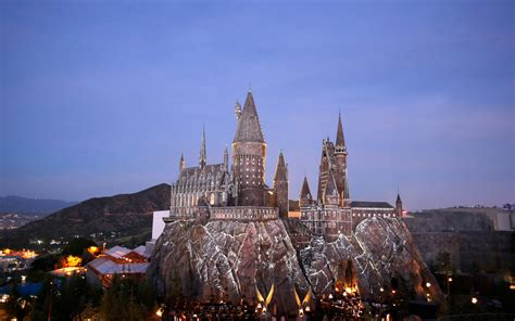 Wizarding World of Harry Potter Opens   Travel + Leisure