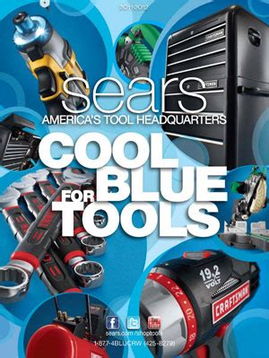 Has Anyone Seen a New Sears or Craftsman Tool Catalog for
