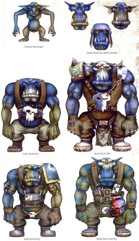 The Issue Of Clan Color Amongst The Orks   Page 4