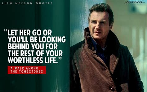 13 Badass Liam Neeson Dialogues That Explain Why You