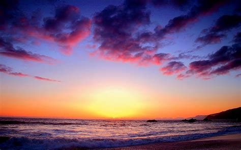 Colorful Sunset Twilight Wallpapers | HD Wallpapers | ID #8857