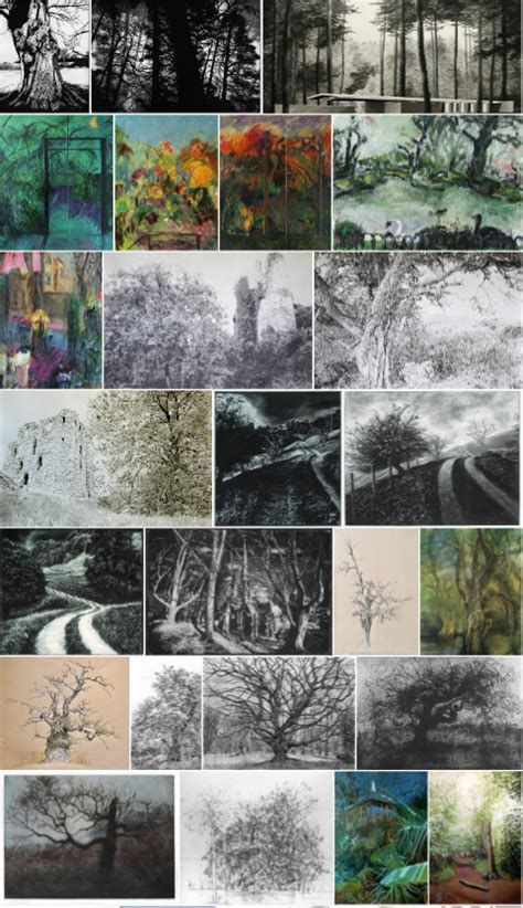 The Arborealists: Gallery/Galerie