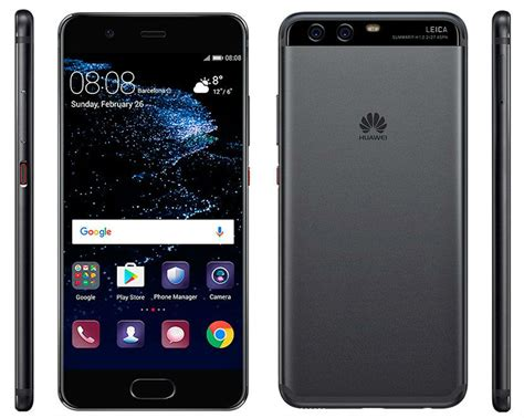 Here's the Huawei P10 in Black – Droid Life