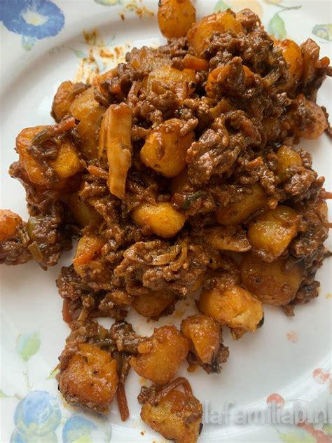Recept: Country patat