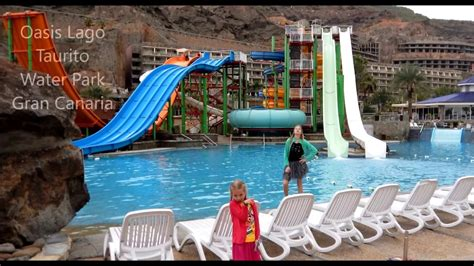 Oasis Lago Taurito Water Park - Best Water park in Gran