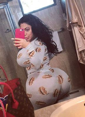 persian baddie - thick instagram bombshell babes