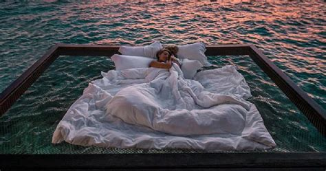 This Amazing Resort Is Offering You To Sleep On A Net