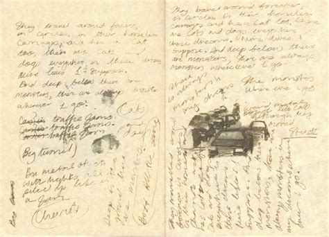 journal of impossible things ; PAGE FORTY-FOUR & FORTY-FIVE