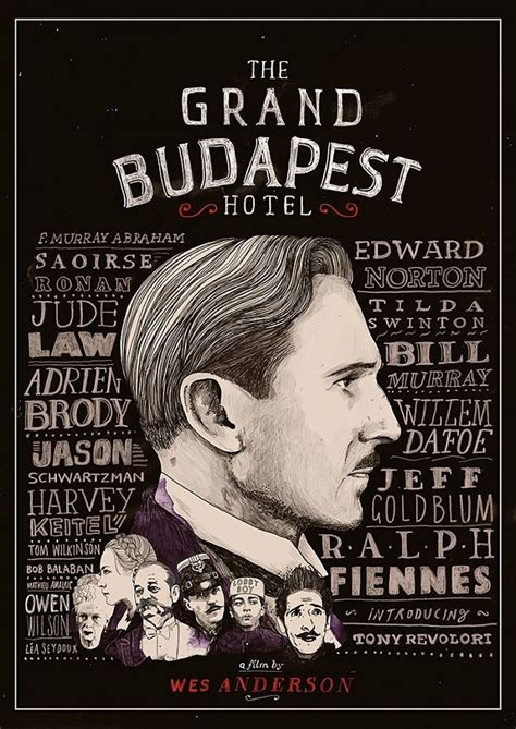 Watch: 'The Grand Budapest Hotel' Cast Break Down Wes