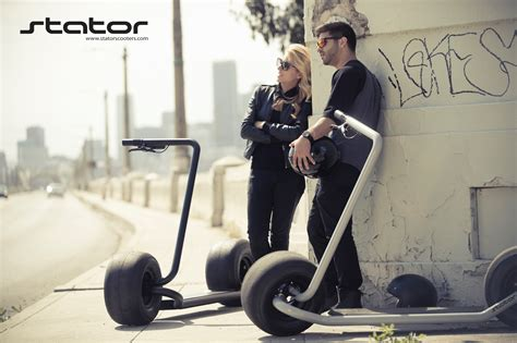 Stator Scooter by Nathan Allen, United States   Michelin
