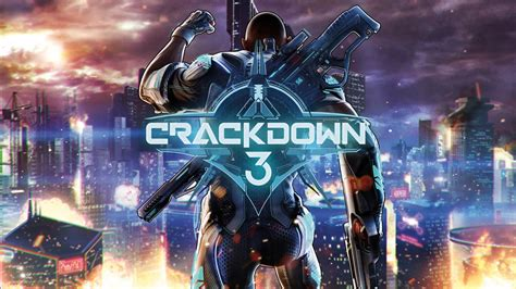 Crackdown 3 2017 Xbox One 4K Wallpapers | HD Wallpapers